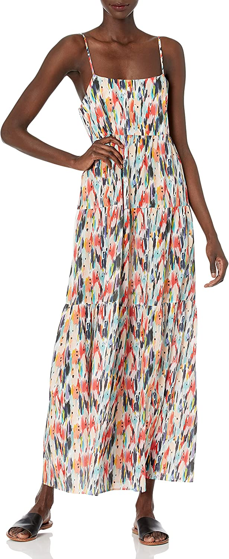 Emporio Armani Women's Sunset on The Beach Maxi Dress