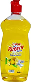 Regent Power Dishwashing Liquid Lemon 500ML