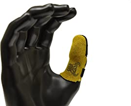 G & F 8126L Cowhide Leather Thumb Guard, Thumb Protection, Large, Finger Guard Sold Separately