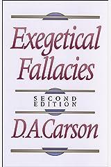 Exegetical Fallacies Kindle Edition