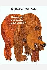 Oso pardo, oso pardo, ¿qué ves ahí? (Brown Bear and Friends) (Spanish Edition) Kindle Edition