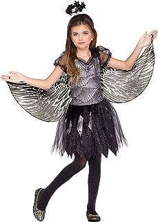 Angel of the Night Girl's Costume