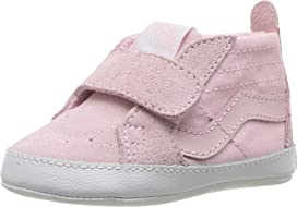 b6550d6884 Vans Kids SK8-Hi Crib (Infant Toddler) at Zappos.com
