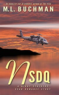 NSDQ (The Night Stalkers CSAR Book 1)