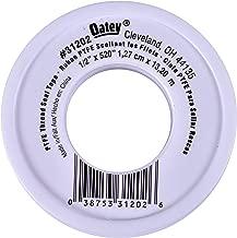 Oatey 31202 PTFE Tape, 1/2-Inch x 520-Inch