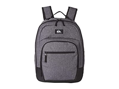 Quiksilver Schoolie Cooler II (Light Grey Heather) Backpack Bags