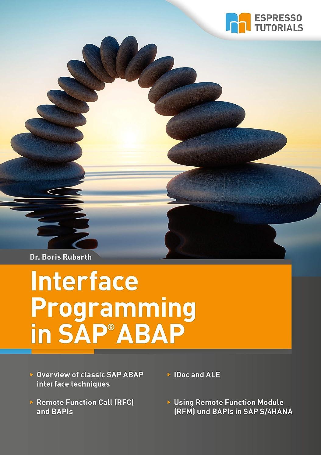 自己早く見出しInterface Programming in SAP ABAP (English Edition)