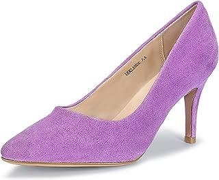Best unique purple heels Reviews