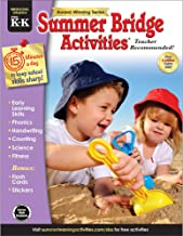 Summer Bridge Activities | Bridging Grades PreK-K | Summer Learning Workbook | 160pgs