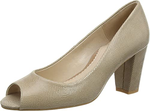 Dal Van Damen Pumps Peep Toe Lassi c04cdbtau65349 Schuhe