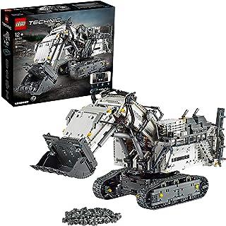 Lego 6251566 Lego Technic   Lego Technic Liebherr R 9800 Graafmachine - 42100, Multicolor