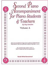 Second Piano Accompaniments, Vol A: Music to Accompany Folk and Classical Compositions Included in the Suzuki Piano School Volumes 1, 2 & 3 (The Suzuki Method Core Materials)