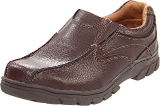 Florsheim Kids Getaway Bike-Toe Uniform Slip-On Shoe (Toddler/Little Kid/Big Kid)