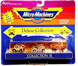 Galoob Micro Machines Deluxe Collection XI (1989 Release)