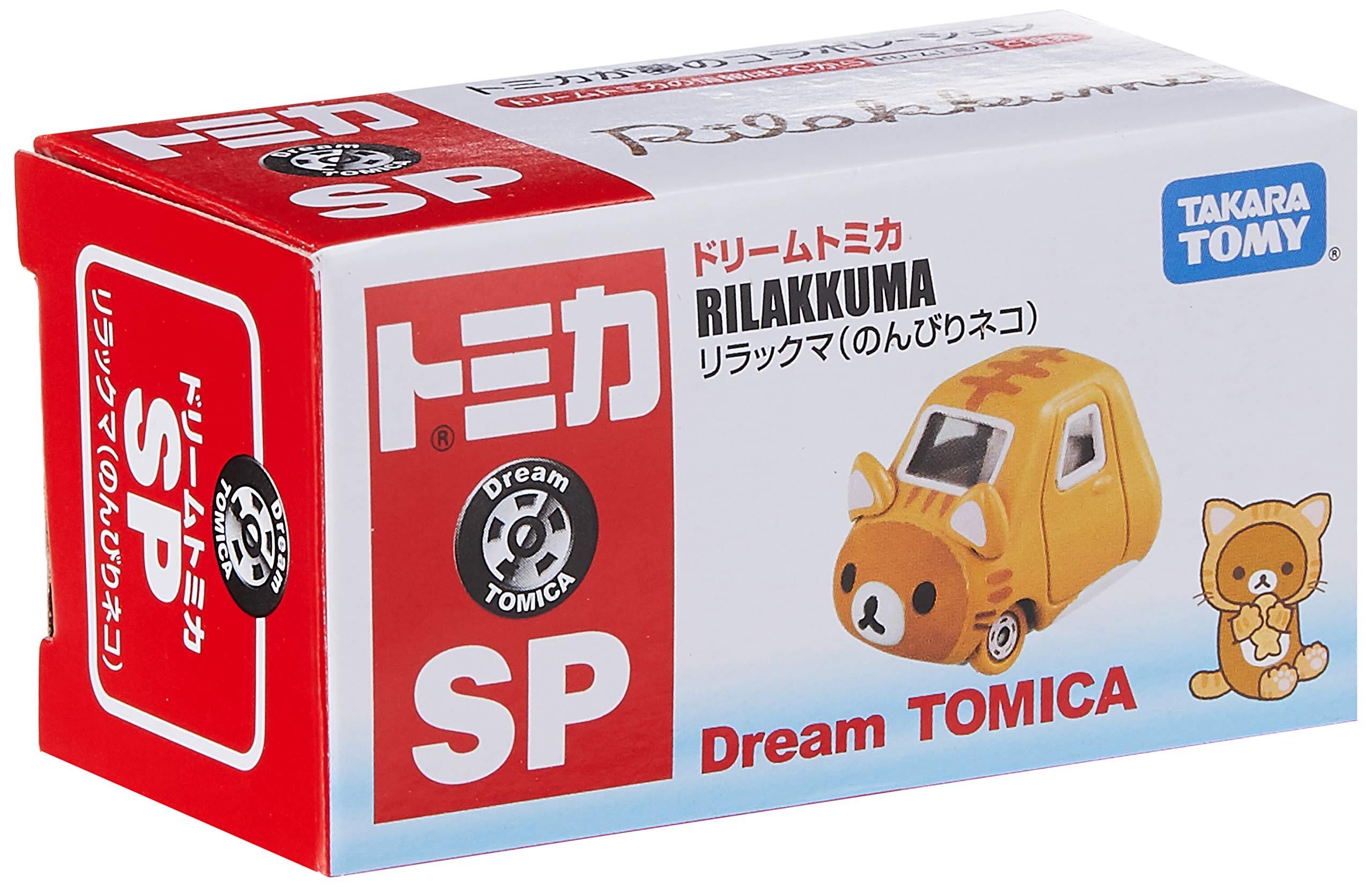 new TAKARA TOMY Dream Tomica Rilakkuma as Cat  *FREE SHIP USA