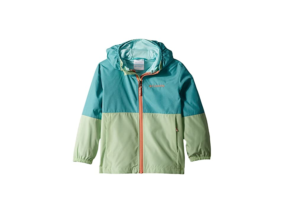 Columbia Kids Endless Explorer Interchange Jacket (Little Kids/Big Kids) (Key West/Geyser) Girl