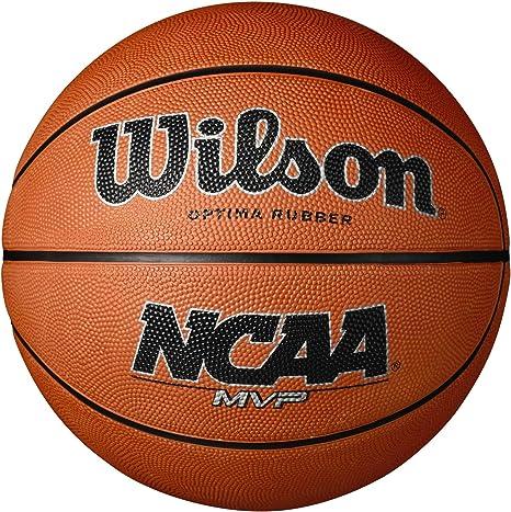 Wilson NCAA MVP Rubber Basketball