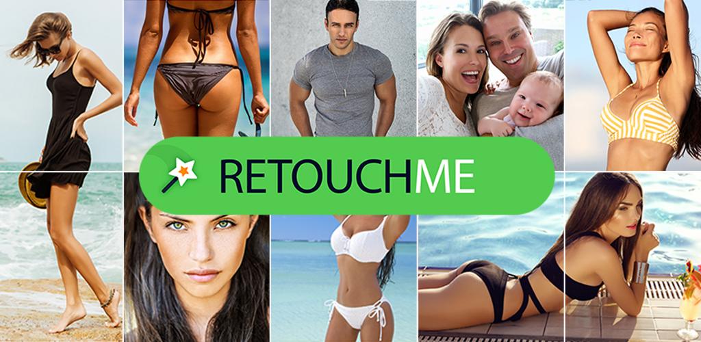 RetouchMe: Körper bearbeiten & Gesicht Retuschieren. Die perfekte App für eine vollständige,...