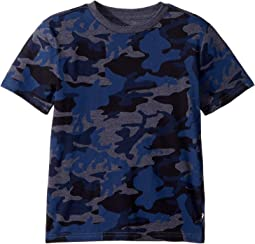 Short Sleeve Camo Tee (Little Kids/Big Kids)