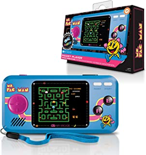 MS PAC-Man Pocket Player