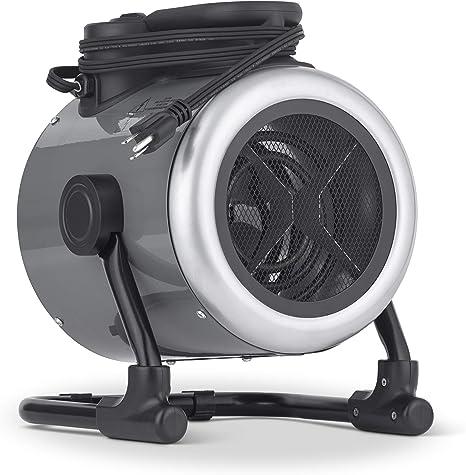 NewAir Portable 120V Electric Garage Heater, 170 sq. ft with Adjustable Tilt Head, Perfect for Garages, Workshops and More, NGH170GA00: image