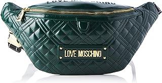 Love Moschino JC4206PP0BKA0850, Sac à l'épaule Femme, Vert, Normale
