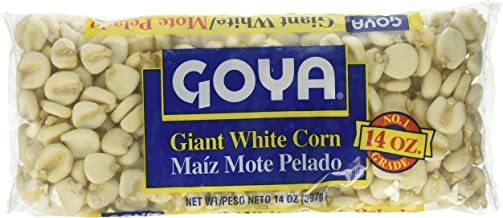 Goya, Giant White Corn, 397 Grams(gm)