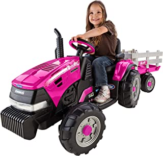 Best pink ride on tractor and trailer Reviews