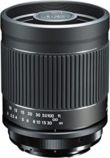 Kenko 望遠レンズ ミラーレンズ 400mm F8 NII ニコンF用 マニュアルフォーカス フルサイズ対応 KF-M400FNII