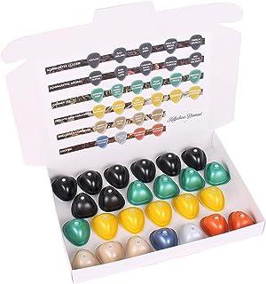 Special T Teekapseln Probierset - 25 Sorten in Geschenkbox - zum Probieren und Verschenken 25 Kapseln