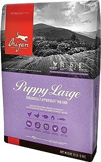 Orijen 13 LB Large Breed Puppy Dry Dog Food Formula. (Chicken, Turkey and Fish)