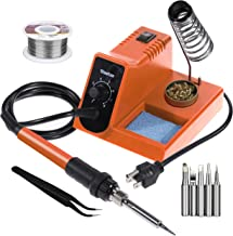 Vastar Soldering Iron - Soldering Iron Station, Anti-Static Soldering Iron Station Kit with On-Off Switch Temperature Adjustable