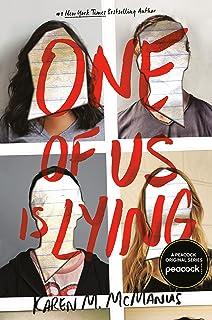 "كتاب ""One of Us Is Lying"""