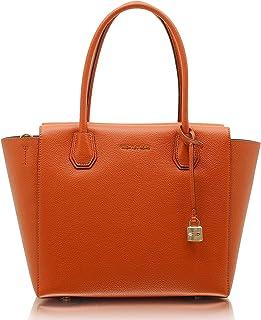 bafe6042ccf80a MICHAEL Michael Kors Kors Studio Mercer Large Leather Satchel Handbag