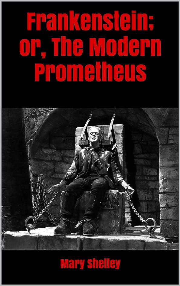 砂利匿名マザーランドFrankenstein; or, The Modern Prometheus (English Edition)
