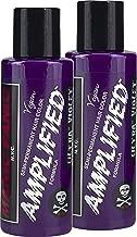 Manic Panic Amplified Semi-Permanent Hair Color Cream - Ultra Violet 4oz