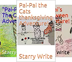 Adfventures of Pai-Pai the Cat! (3 Book Series)