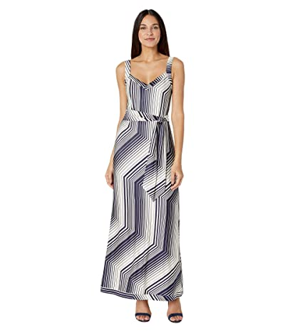 Trina Turk Forest Dress (Indigo/Pearl) Women