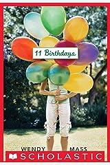 11 Birthdays: A Wish Novel (Willow Falls Book 1) Kindle Edition