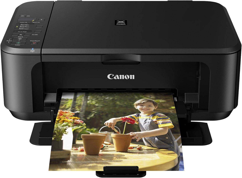 Canon Pixma MG22020 All in one Multifunktionsgerät Drucker, Kopierer,  Scanner, USB 220.20 schwarz