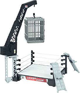 WWE Crash Cage Play Set