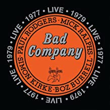 Best bad company live 1979 Reviews