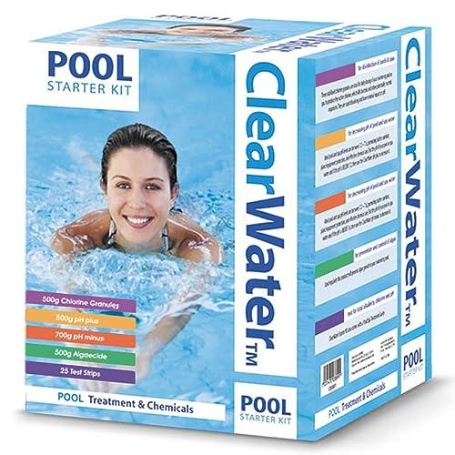 Swimming Pool Chemicals: Amazon.co.uk