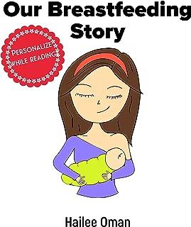 The Nanas Book Our Breastfeeding Story Mommy & Me Breastfeeding Keepsake Book