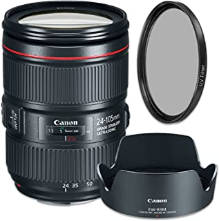 Canon EF 24–105mm f/4L is II USM Lens