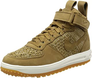 Lunar Force 1 Flyknit Workboot Mens Style: 855984-200 Size: 9.5 M US