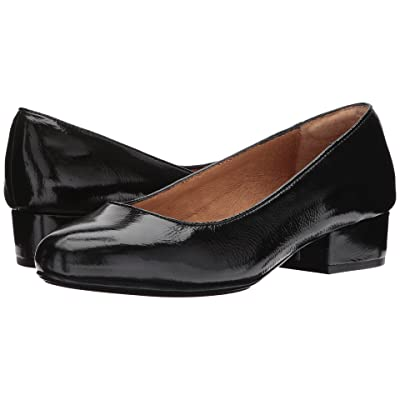 Sofft Belicia (Black Soft Charme Luxe Patent) Women