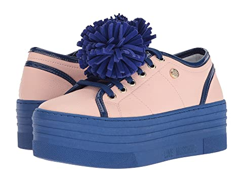 LOVE MoschinoPlatform Sneakers gsVWT