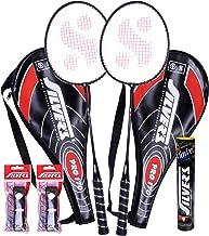 Silver's Unisex Adult Pro170 Marvel Plus Pvc Grips Badminton Racquet Set - Multicolor, G3