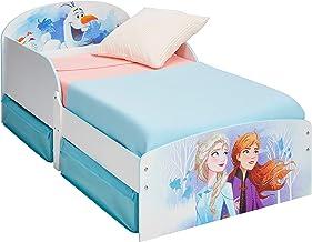 Disney Frozen 2 Kinderbed, 142x77x59 Cm, Meerkleurig